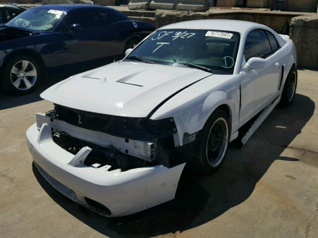 Salvage Ford Mustang Svt Cobra Cars For Sale And Auction