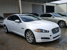 Salvage Jaguar XF
